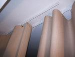 Sistema de 2 cortinas