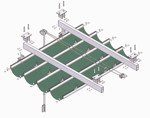 El toldo palillería para techo, práctico y económico